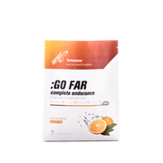 Infinit Go Far Single Serving - Orange