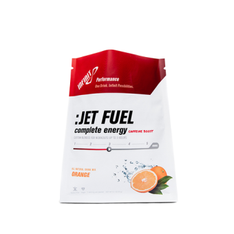 Infinit Jet Fuel Single Serving - Orange
