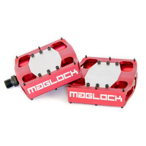 Maglock Fort Knox Magnetic Pedal - RED