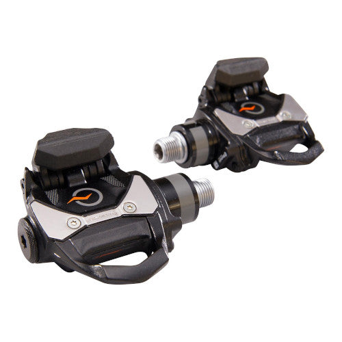 Powertap P1s Power Pedals - Black/Silver