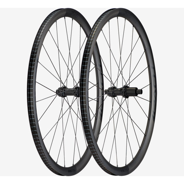 Roval Alpinist CL HG Wheelset 700C - Carbon/Black
