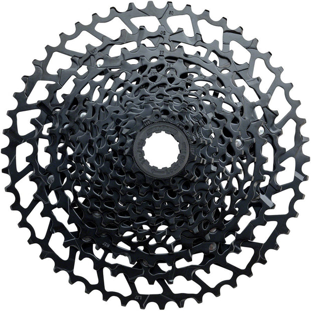 SRAM NX Eagle PG-1230 Cassette - 12 Speed, 11-50t, Black - 12 Speed