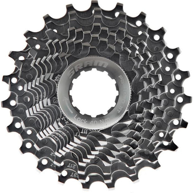 SRAM PG-1070 Cassette - 10 Speed, 11-23t, Black