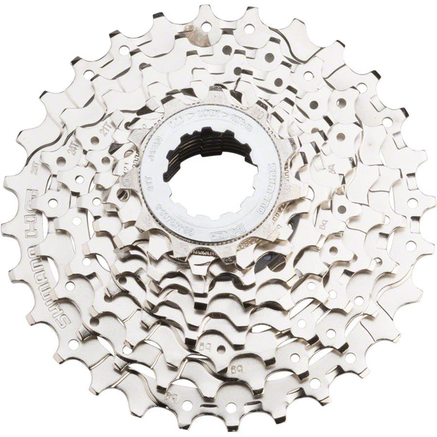 Shimano Alivio CS-HG400 Cassette - 9 Speed, 11-36t, Silver, Nickel Plated - 9SP