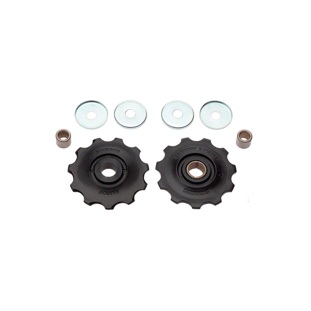 Shimano Alivio RD-M410 Rear Derailleur Tension and Guide Pulley Set