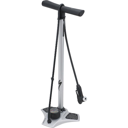 Specialized Air Tool Hp Floor Pump - Silver