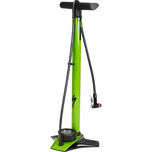 Specialized Air Tool Mtb Floor Pump - Green