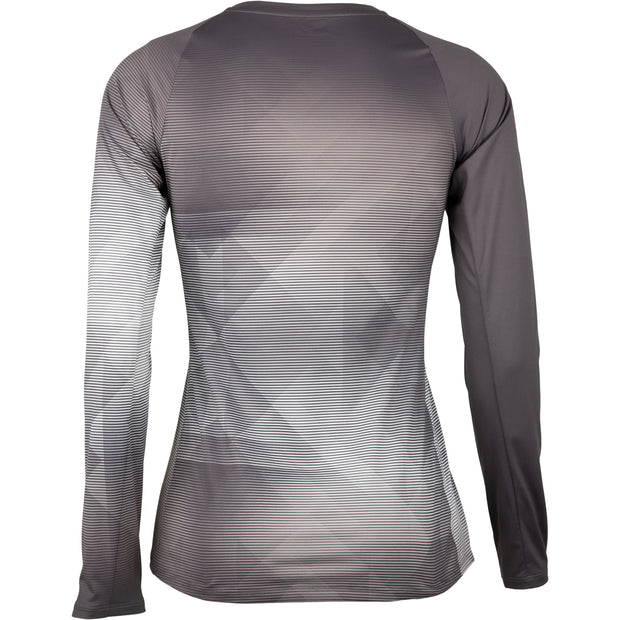 Specialized Andorra Air Jersey Long Sleeve Women - SLT/WH