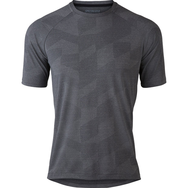 Specialized Atlas Jersey Short Sleeve - Black
