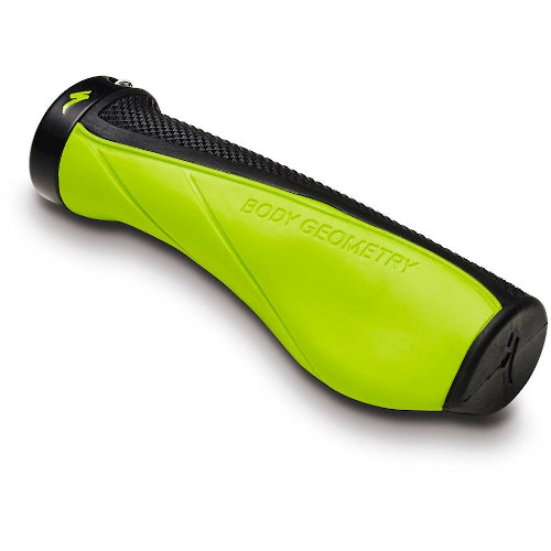 Specialized Bg Contour XC Grip - Black/Hyper Green
