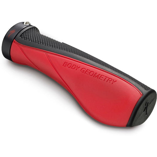 Specialized Bg Contour XC Grip - Black/Red