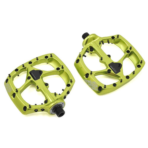 Specialized Boomslang Platform Pedals - Green