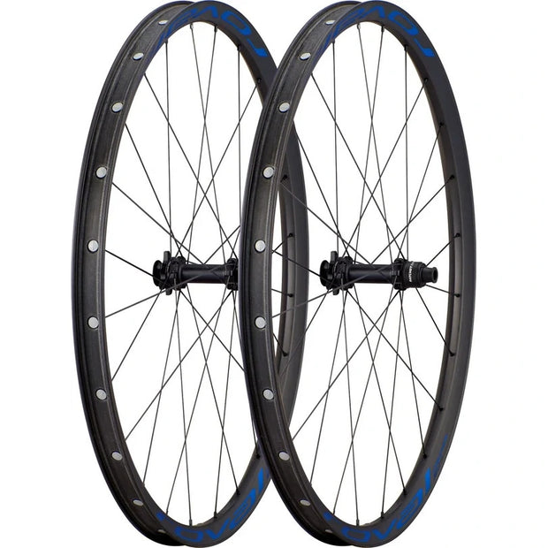 Specialized Control SL 6B XD Wheelset - Carbon/Black