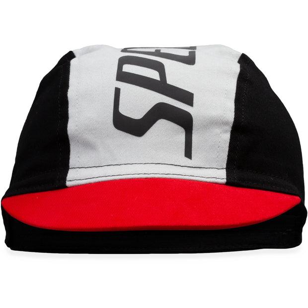Specialized Podium Hat Cycling Fit - Black/Red