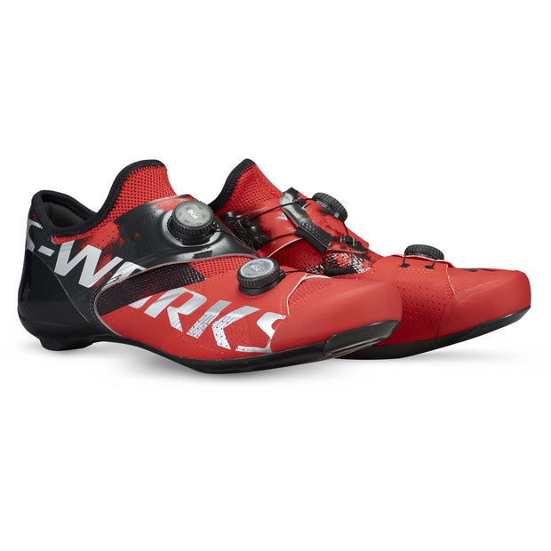 Specialized S-Works Ares Road Shoe - Red
