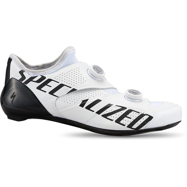 Specialized S-Works Ares Road Shoe - White