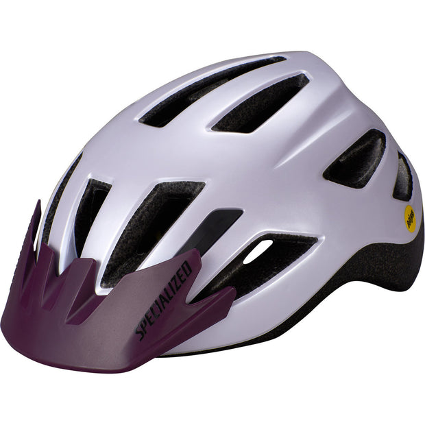 Specialized Shuffle Led Standard Buckle Helmet Mips - UV Lilac/Cast Berry