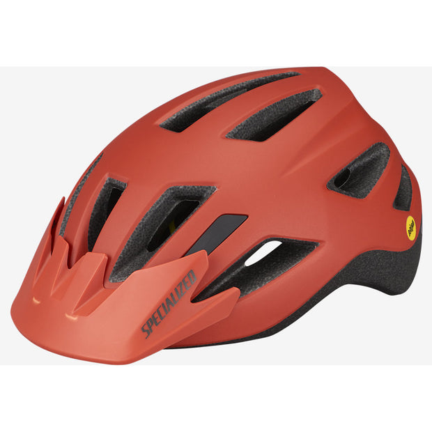 Specialized Shuffle Led Standard Buckle Helmet MIPS - Red