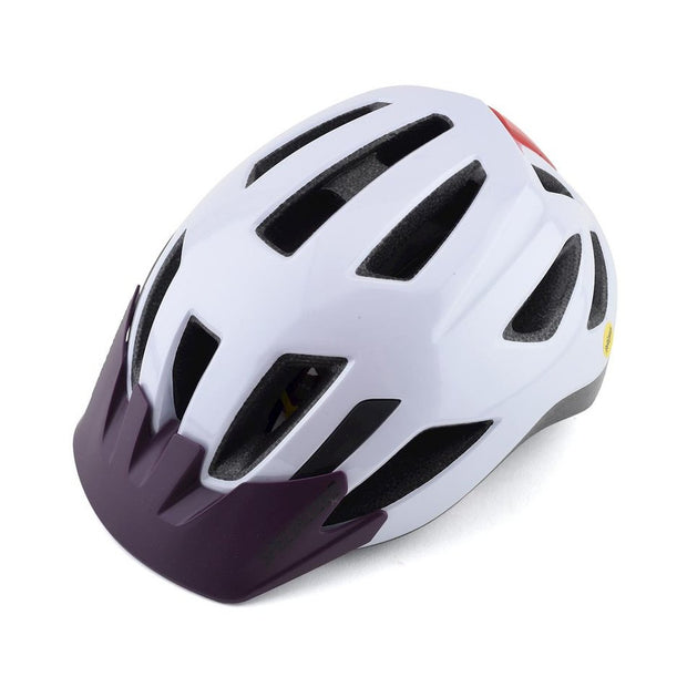 Specialized Shuffle Standard Buckle Helmet - UV Lilac/Cast Berry