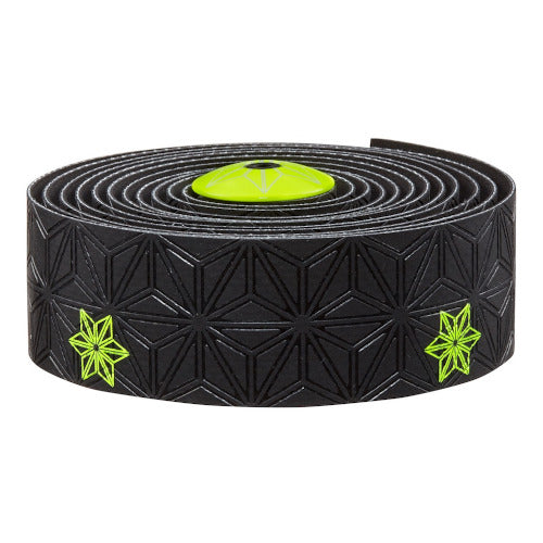 Supacaz Galaxy Bar Tape - Neon Yellow