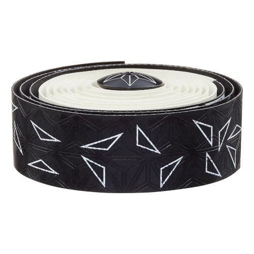 Supacaz Star Fade Bar Tape - Black/White
