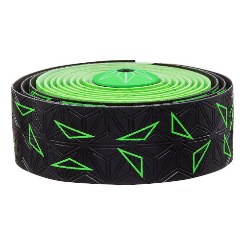 Supacaz Star Fade Bar Tape - Green