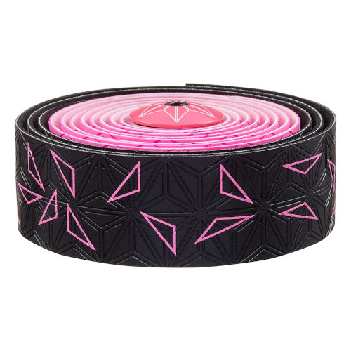 Supacaz Star Fade Bar Tape - Pink