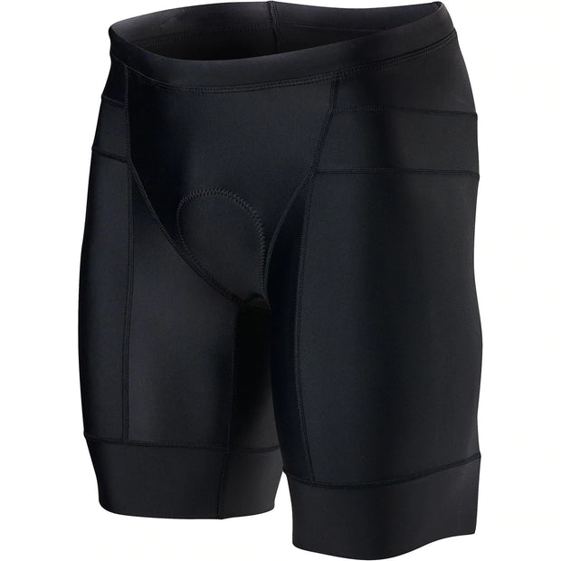"Tyr Competitor 8"" Men's - Black"