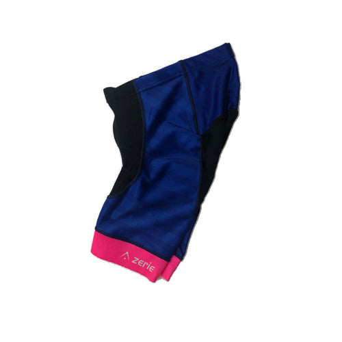 Zerie Women Short P.22 - Blue/Pink