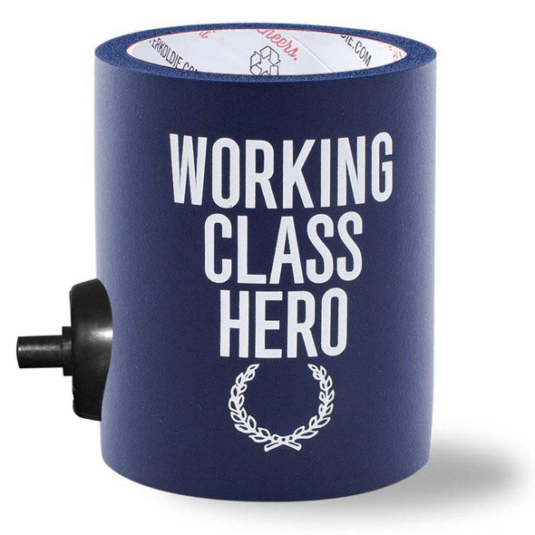 WORKING CLASS HERO FOAM KOLDIE w/ PARTY BUTTON