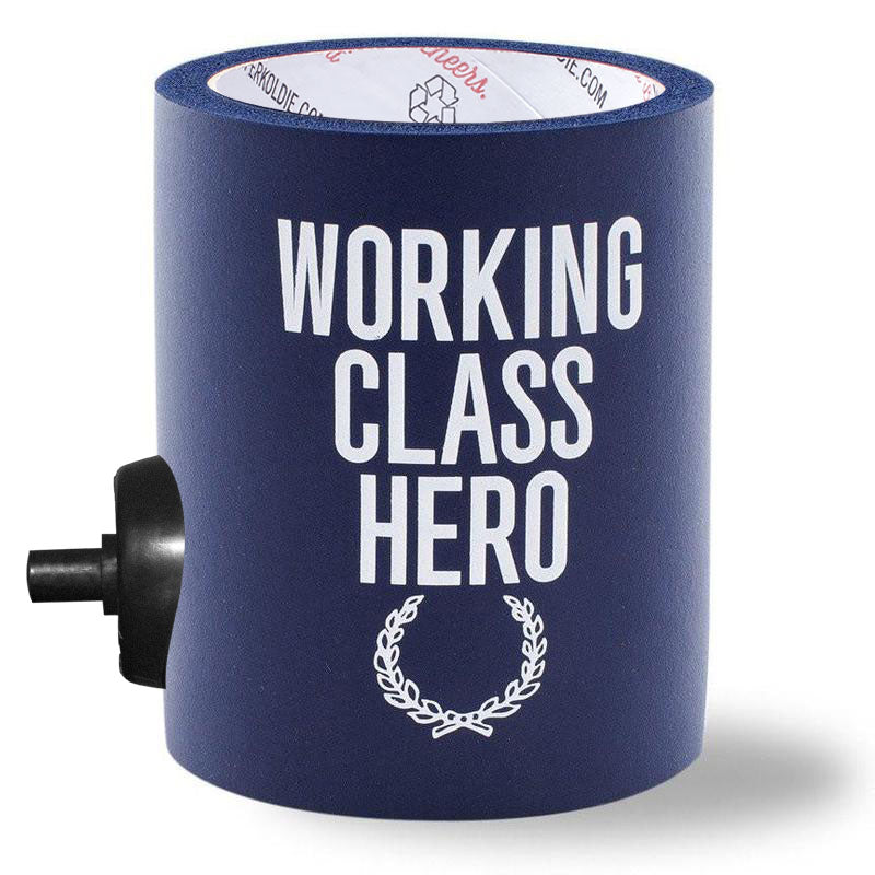 WORKING CLASS HERO FOAM KOLDIE w/ BEERGUNNER - PARTY BUTTON