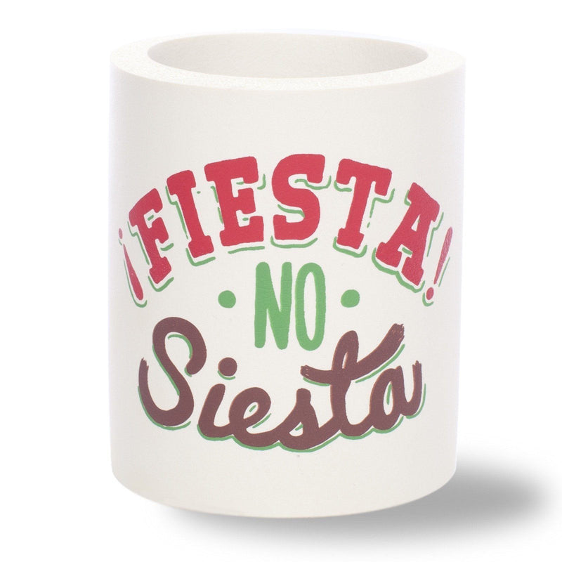 FIESTA NO SIESTA FOAM KOLDIE-Can Cooler-SUPERKOLDIE