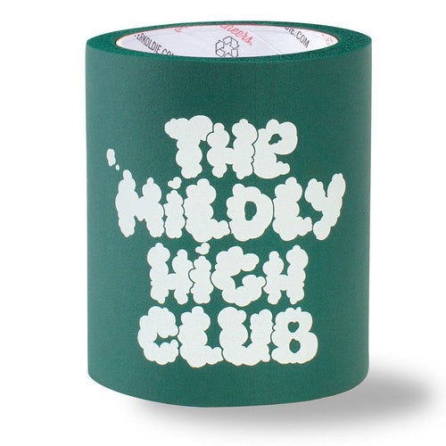 MILDLY HIGH FOAM KOLDIE - Beer Can Cooler - SUPERKOLDIE dark green