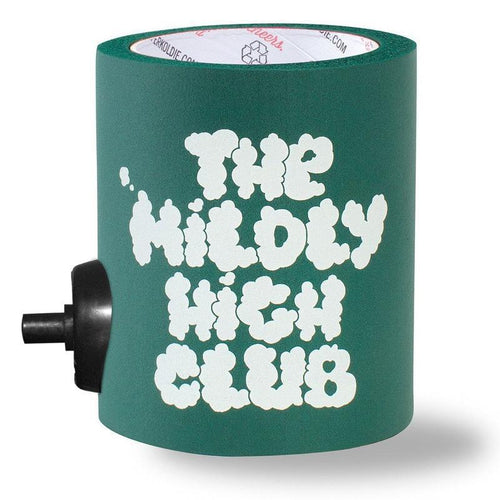MILDLY HIGH CLUB FOAM KOLDIE w/ PARTY BUTTON