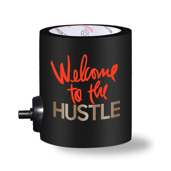 WELCOME TO THE HUSTLE FOAM KOLDIE w/ PARTY STARTER