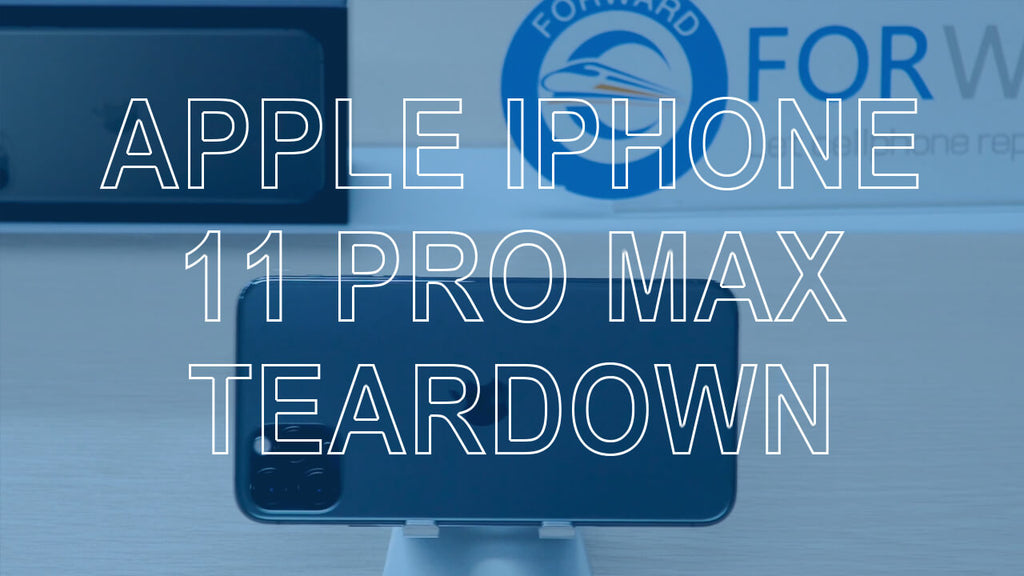 Apple iPhone 11 Pro Max Unboxing & Teardown