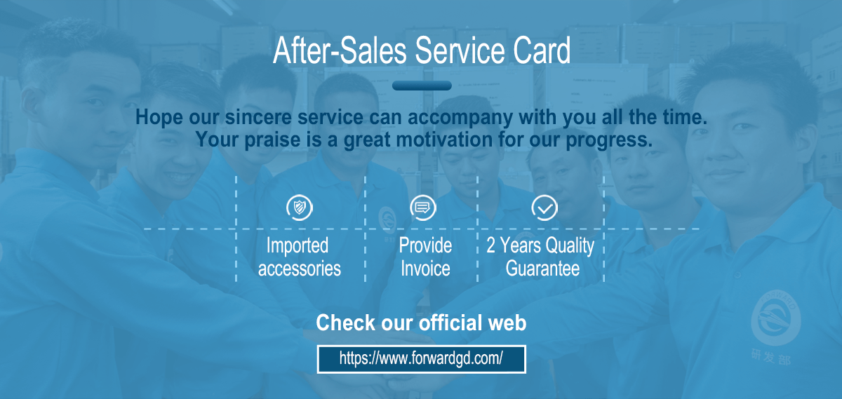 After-Sales Service