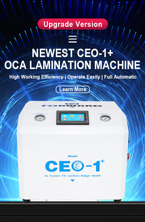 Free Shipping Newest CEO-1+ OCA Lamination Machine-web