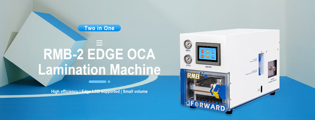 Have You Ever Done the Inframe Lamination —— OCA Lamination Machine Tutorials