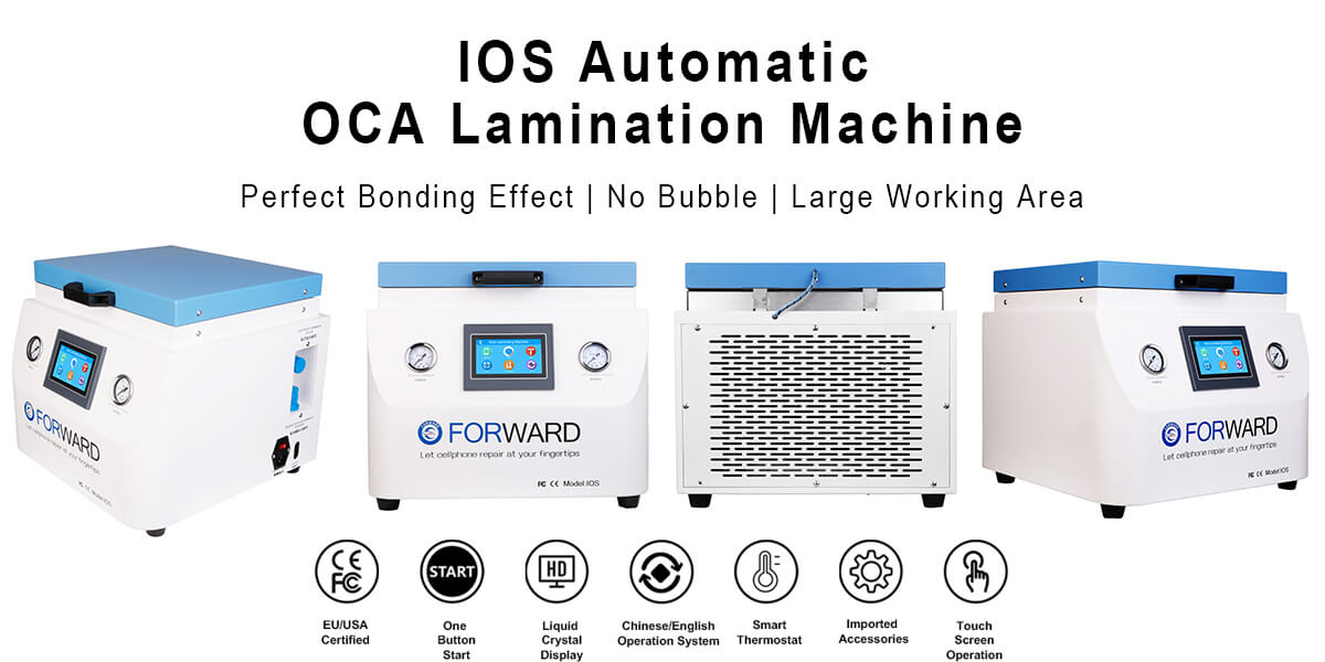 IOS Full-automatic OCA Laminating Machine