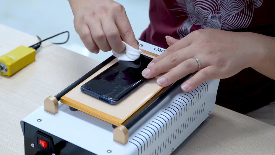 OCA Laminating Machine For Samsung S9