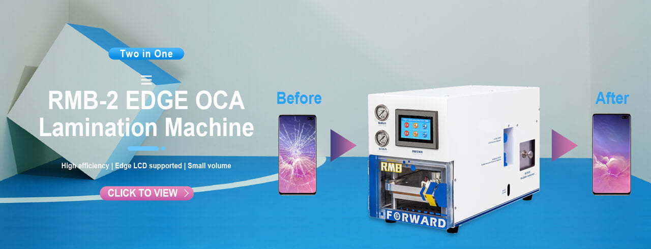 RMB-2 OCA LAMINATION MACHINE