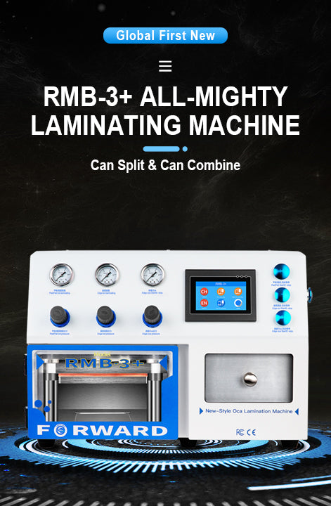 RMB-3 Plus All-Mighty OCA Laminating Machine-web