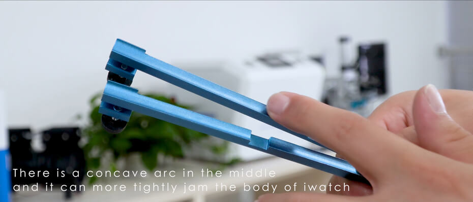 World-First FORWARD Universal iWatch Separating Mold's Publication