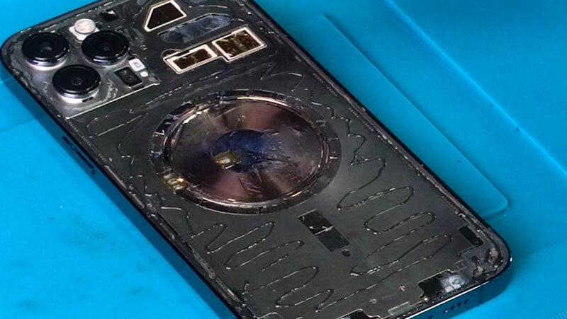 Replace A New Back Cover