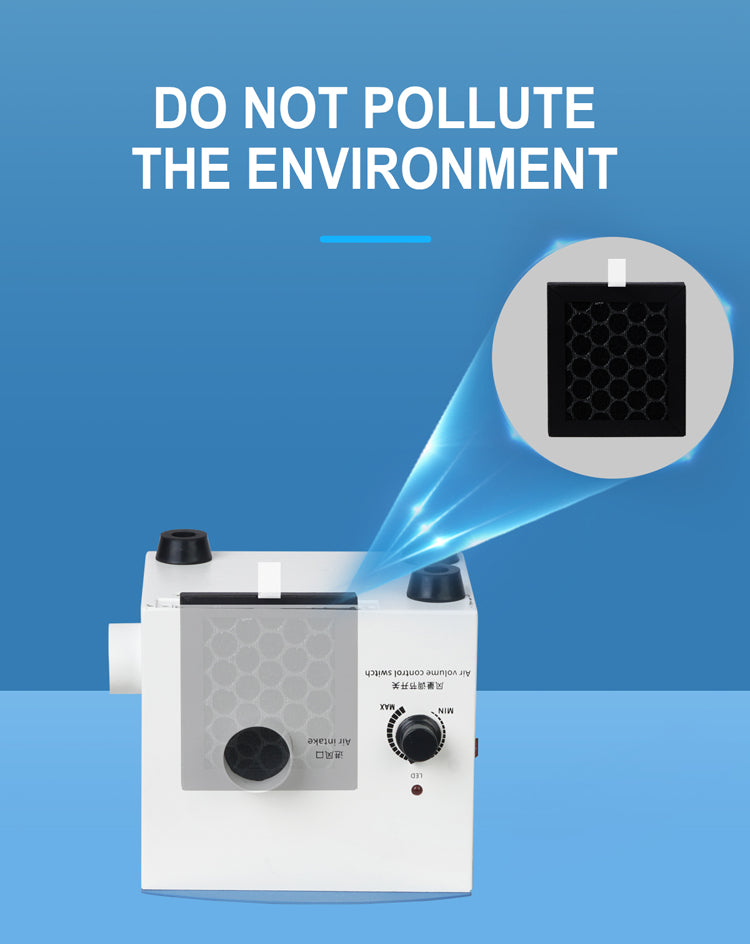 A1 High Flow Air Purifier - The Best Partner For Blue Laser - Free Shipping