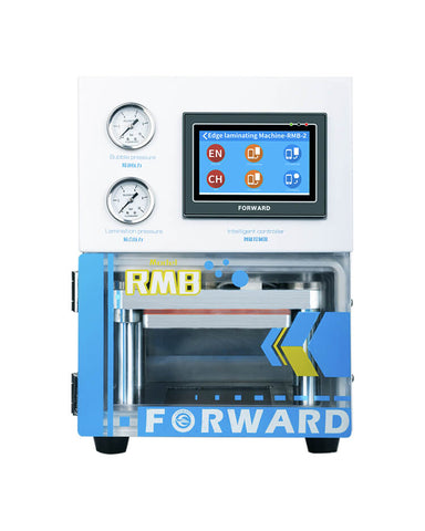RMB-2 EDGE OCA Lamination Machine - Forward