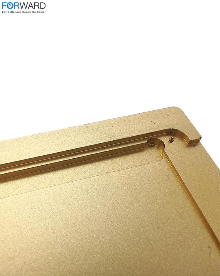 Best iPad Precision Positioning Aluminium Mould For iPad Broken Screen Repair And Change