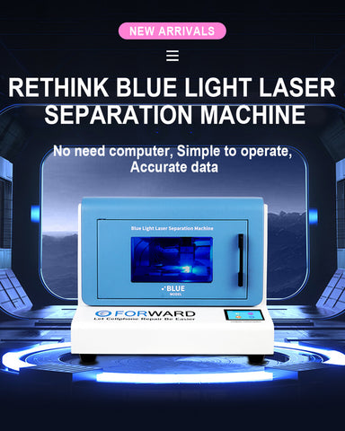 Rethink Blue Light Laser Separation Machine
