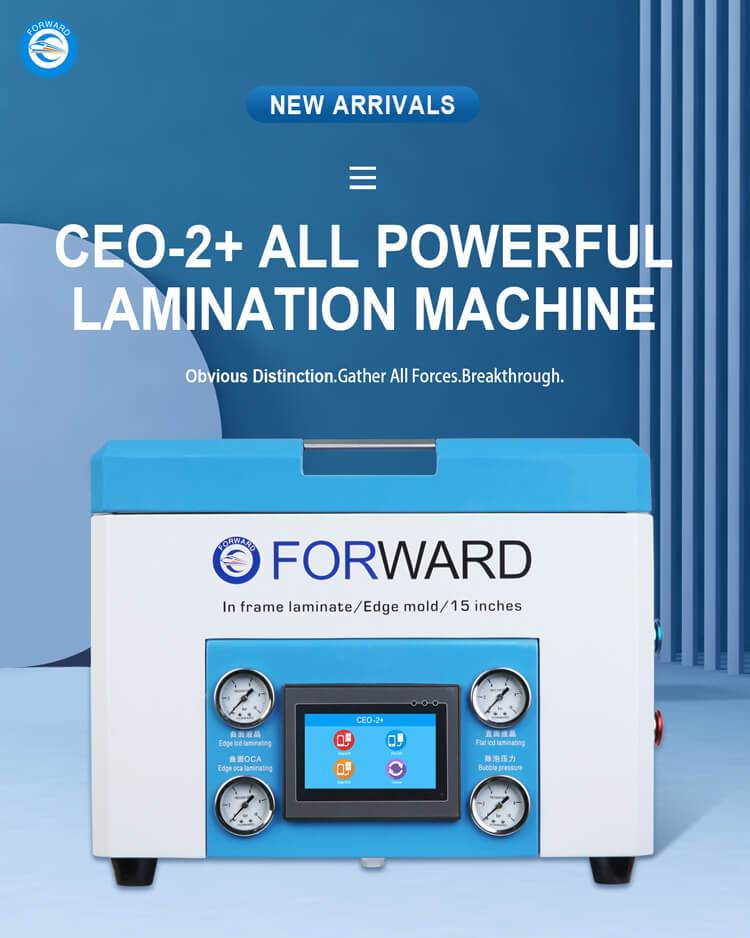 CEO-2+ All Powerful OCA Lamination Machine - Free Shipping